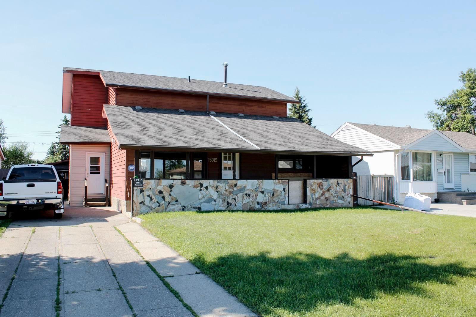 Main Photo: 15915 106A Avenue in Edmonton: Zone 21 House for sale : MLS®# E4251375