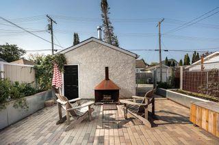 Photo 40: 160 Jefferson Avenue in Winnipeg: West Kildonan Residential for sale (4D)  : MLS®# 202121818