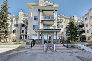 Main Photo: 410 369 Rocky Vista Park NW in Calgary: Rocky Ridge Apartment for sale : MLS®# A1088292
