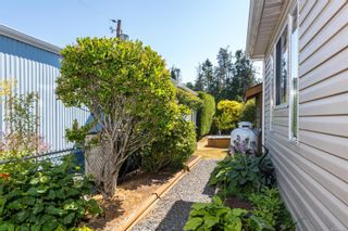 Photo 14: 50 7701 Central Saanich Rd in : CS Hawthorne Manufactured Home for sale (Central Saanich)  : MLS®# 885603