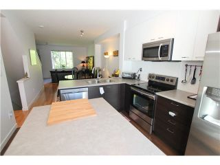"""Photo 14: 1002 2655 BEDFORD Street in Port Coquitlam: Central Pt Coquitlam Townhouse for sale in """"WESTWOOD"""" : MLS®# V1073660"""