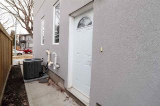 Photo 3: 10833 63 Avenue in Edmonton: Zone 15 House Half Duplex for sale : MLS®# E4234646