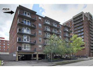 Photo 1: 604 605 14 Avenue SW in CALGARY: Connaught Condo for sale (Calgary)  : MLS®# C3570857