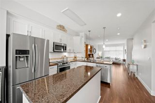 """Photo 2: 12 7332 194A Street in Surrey: Clayton Townhouse for sale in """"Uptown Clayton"""" (Cloverdale)  : MLS®# R2581418"""