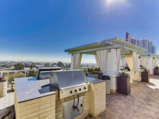 Photo 16: DOWNTOWN Condo for sale : 1 bedrooms : 850 Beech Street #701 in San Diego