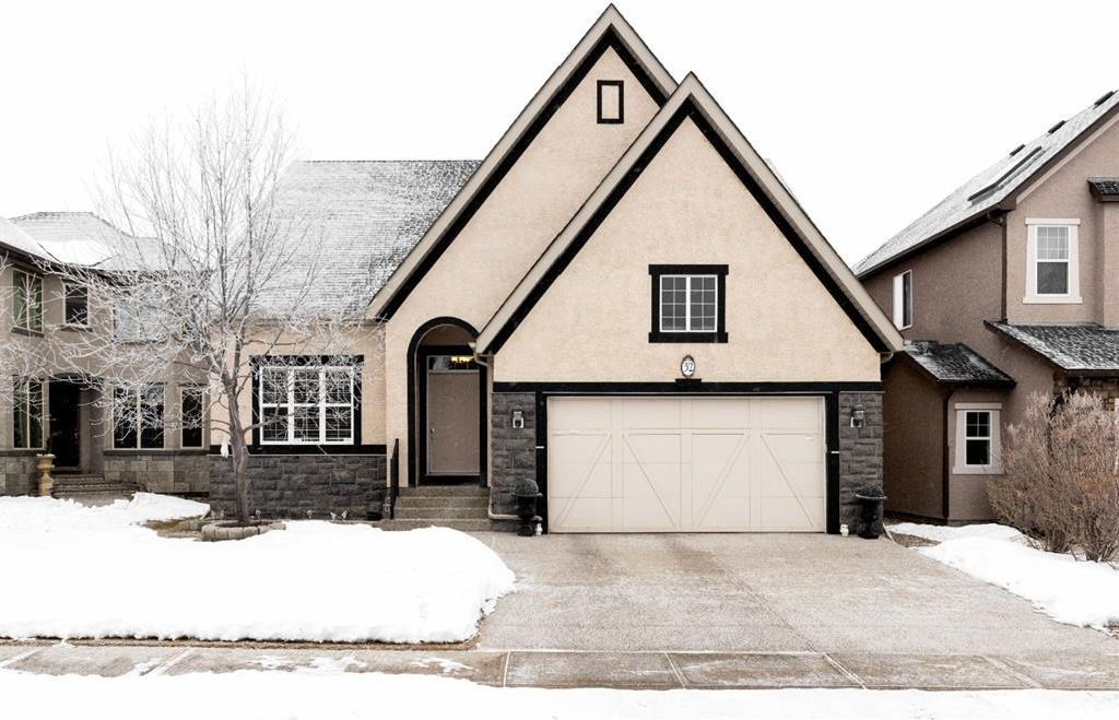 Main Photo: 32 Evergreen Row SW in Calgary: Evergreen Detached for sale : MLS®# A1062897