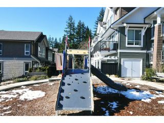 """Photo 17: 144 1460 SOUTHVIEW Street in Coquitlam: Burke Mountain Townhouse for sale in """"CEDAR CREEK"""" : MLS®# V1049640"""
