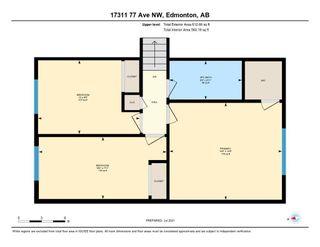Photo 48: 17311 77 Avenue in Edmonton: Zone 20 House for sale : MLS®# E4255774