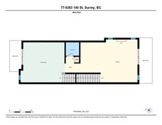 """Photo 33: 77 6383 140 Street in Surrey: Sullivan Station Townhouse for sale in """"PANORAMA WEST VILLAGE"""" : MLS®# R2573308"""