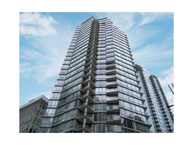 """Main Photo: 1004 1228 W HASTINGS Street in Vancouver: Coal Harbour Condo for sale in """"THE PALLADIO"""" (Vancouver West)  : MLS®# V1047777"""
