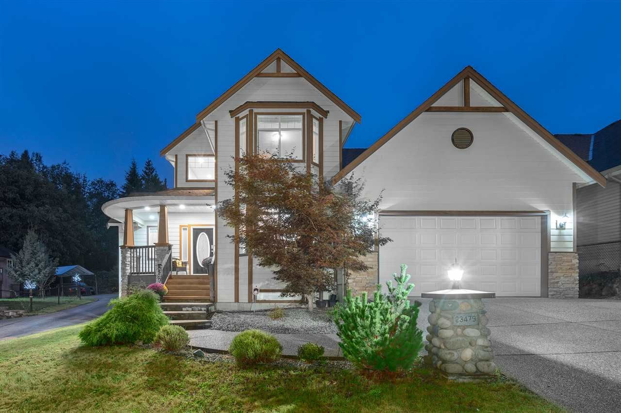 Two story plus basement in Silver Valley