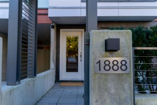 Photo 2: 1888 FRANCES STREET in Vancouver: Hastings East Townhouse for sale (Vancouver East)  : MLS®# R2326265