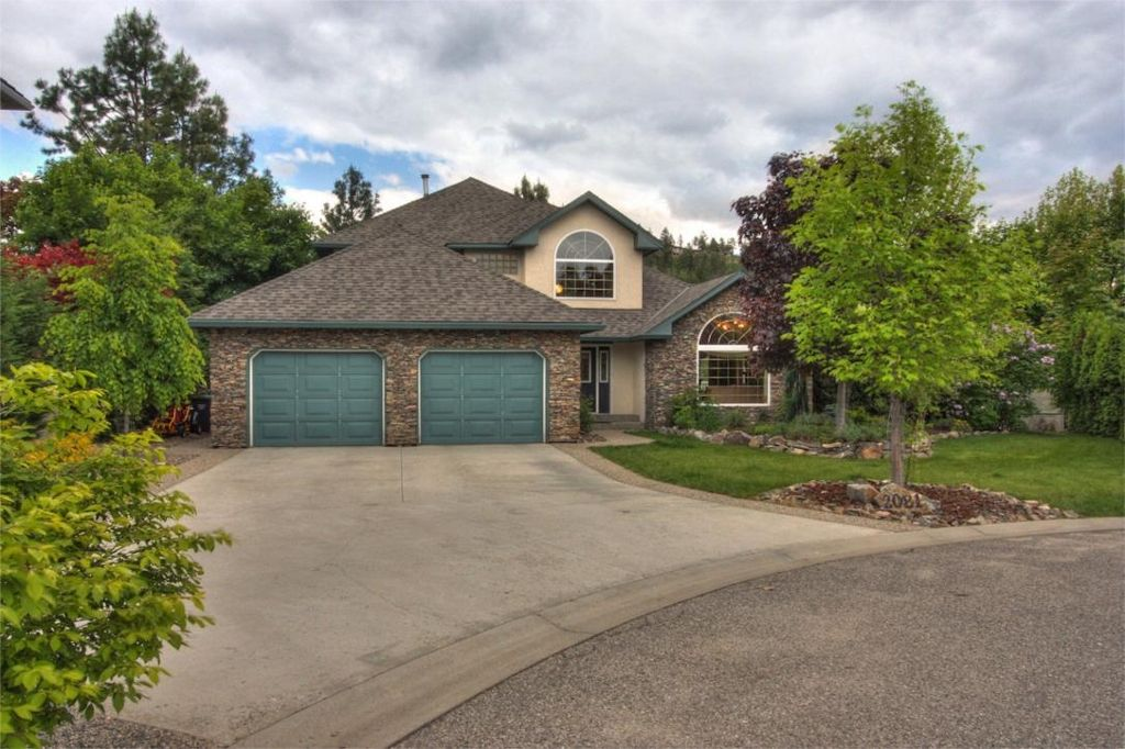 Main Photo: 2081 Lillooet Court in Kelowna: Other for sale : MLS®# 10009417