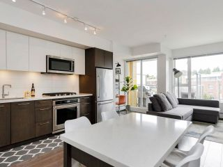 Photo 2: 411 417 GREAT NORTHERN Way in Vancouver: Strathcona Condo for sale (Vancouver East)  : MLS®# R2599138