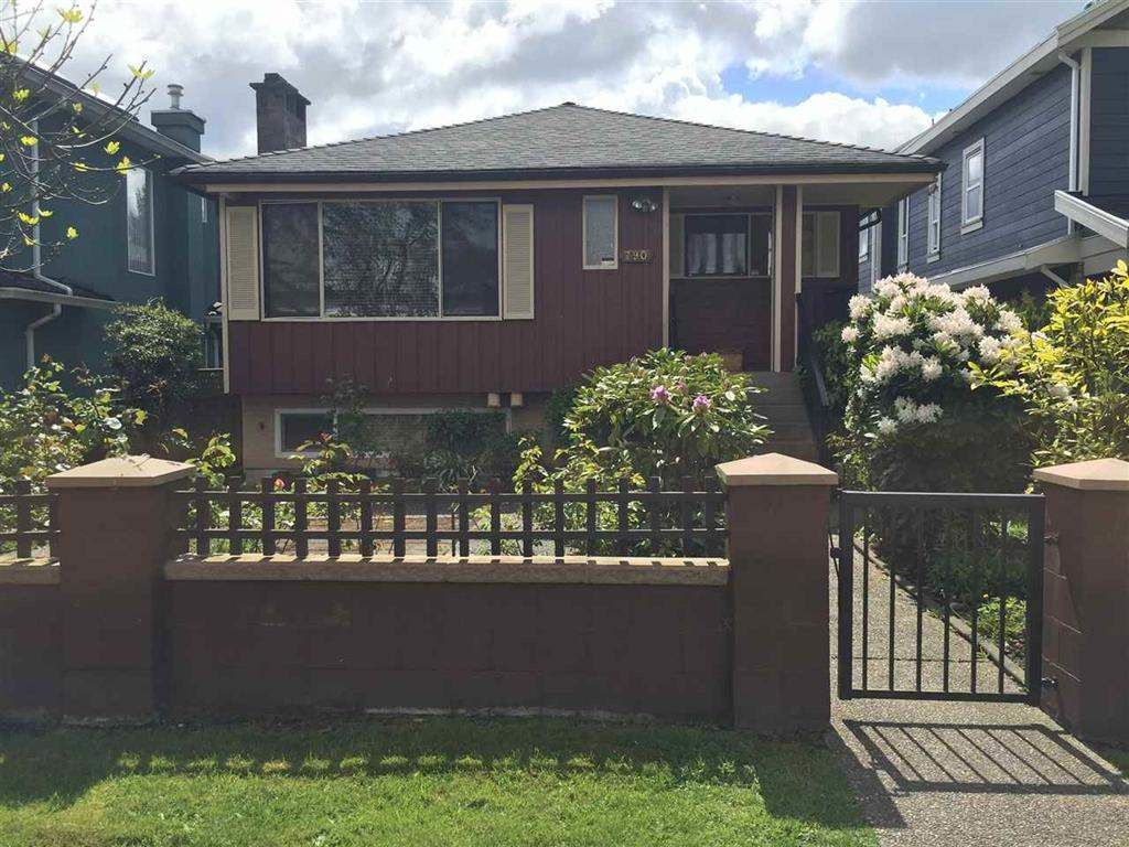 Main Photo: 790 W 68TH Avenue in Vancouver: Marpole House for sale (Vancouver West)  : MLS®# R2547833