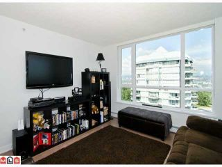 "Photo 3: 1810 10777 UNIVERSITY Drive in Surrey: Whalley Condo for sale in ""CITY POINT"" (North Surrey)  : MLS®# F1216644"