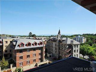 Photo 15: 608 827 Fairfield Rd in VICTORIA: Vi Downtown Condo for sale (Victoria)  : MLS®# 575913