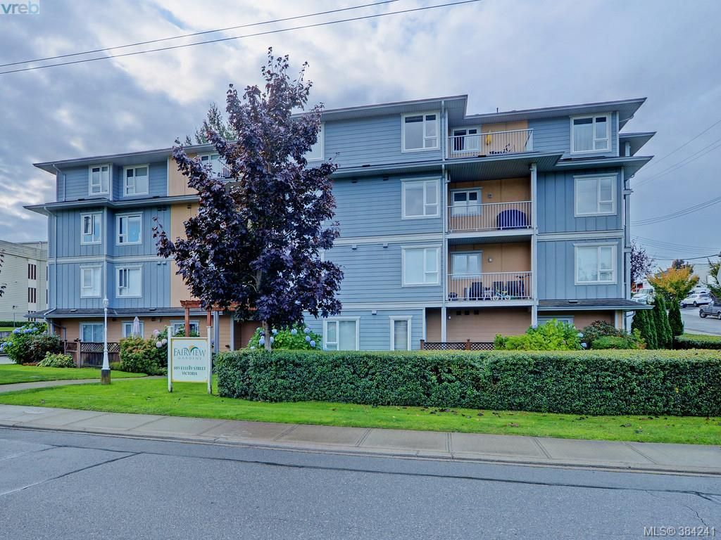 Main Photo: 303 885 Ellery St in VICTORIA: Es Old Esquimalt Condo for sale (Esquimalt)  : MLS®# 772293