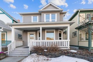 Photo 1: 621 1 Avenue NW in Calgary: Sunnyside Detached for sale : MLS®# A1075468