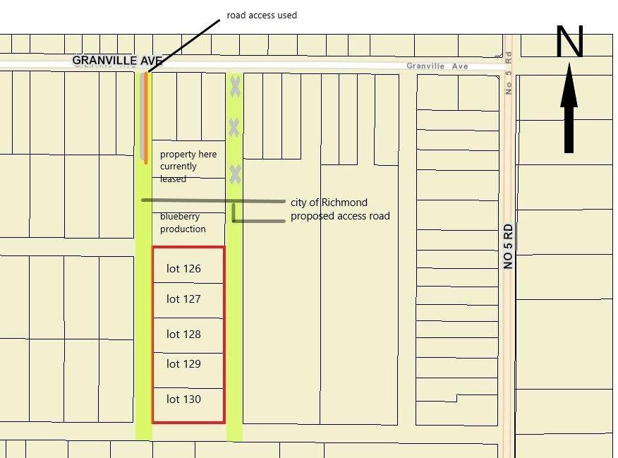 Main Photo: LOT 130 GRANVILLE Avenue in Richmond: McLennan Land for sale : MLS®# R2354468