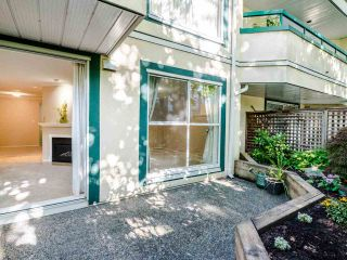 Photo 2: 105 5656 HALLEY Avenue in Burnaby: Central Park BS Condo for sale (Burnaby South)  : MLS®# R2480462
