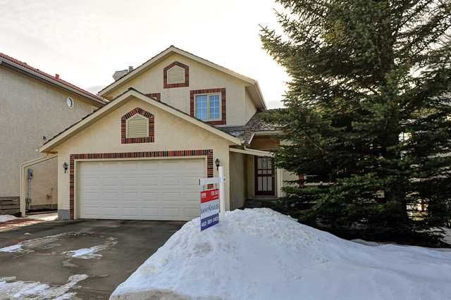Main Photo: 222 EDGEVIEW Drive NW in CALGARY: Edgemont Residential Detached Single Family for sale (Calgary)  : MLS®# C3595193