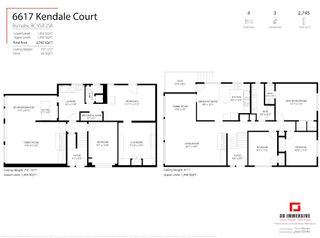 Photo 33: 6617 KENDALE Court in Burnaby: Parkcrest House for sale (Burnaby North)  : MLS®# R2563114