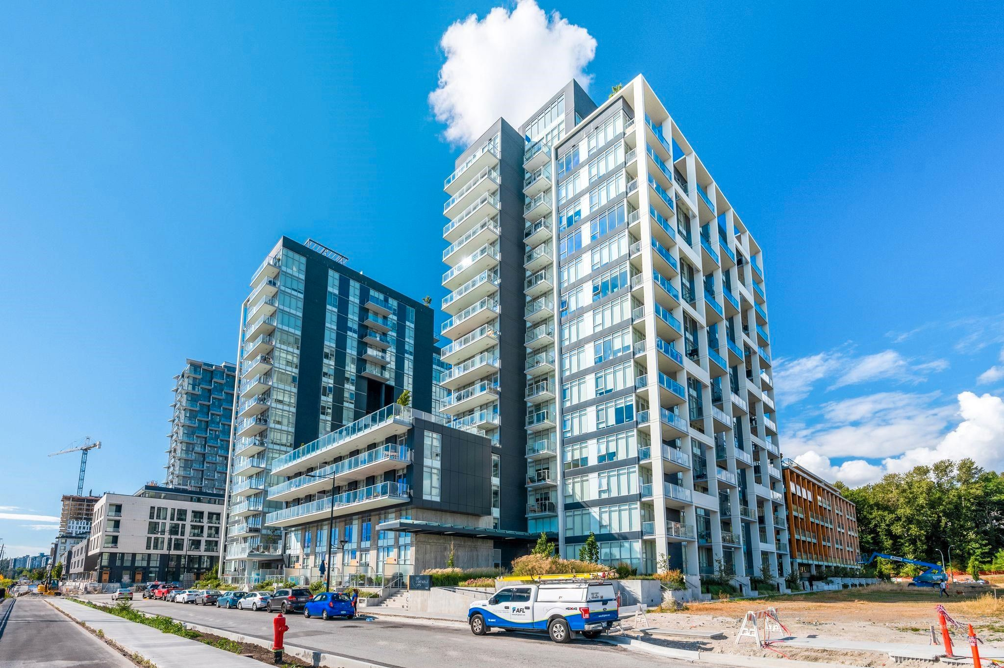 """Main Photo: 308 3581 E KENT AVENUE NORTH in Vancouver: South Marine Condo for sale in """"AVALON 2"""" (Vancouver East)  : MLS®# R2613154"""