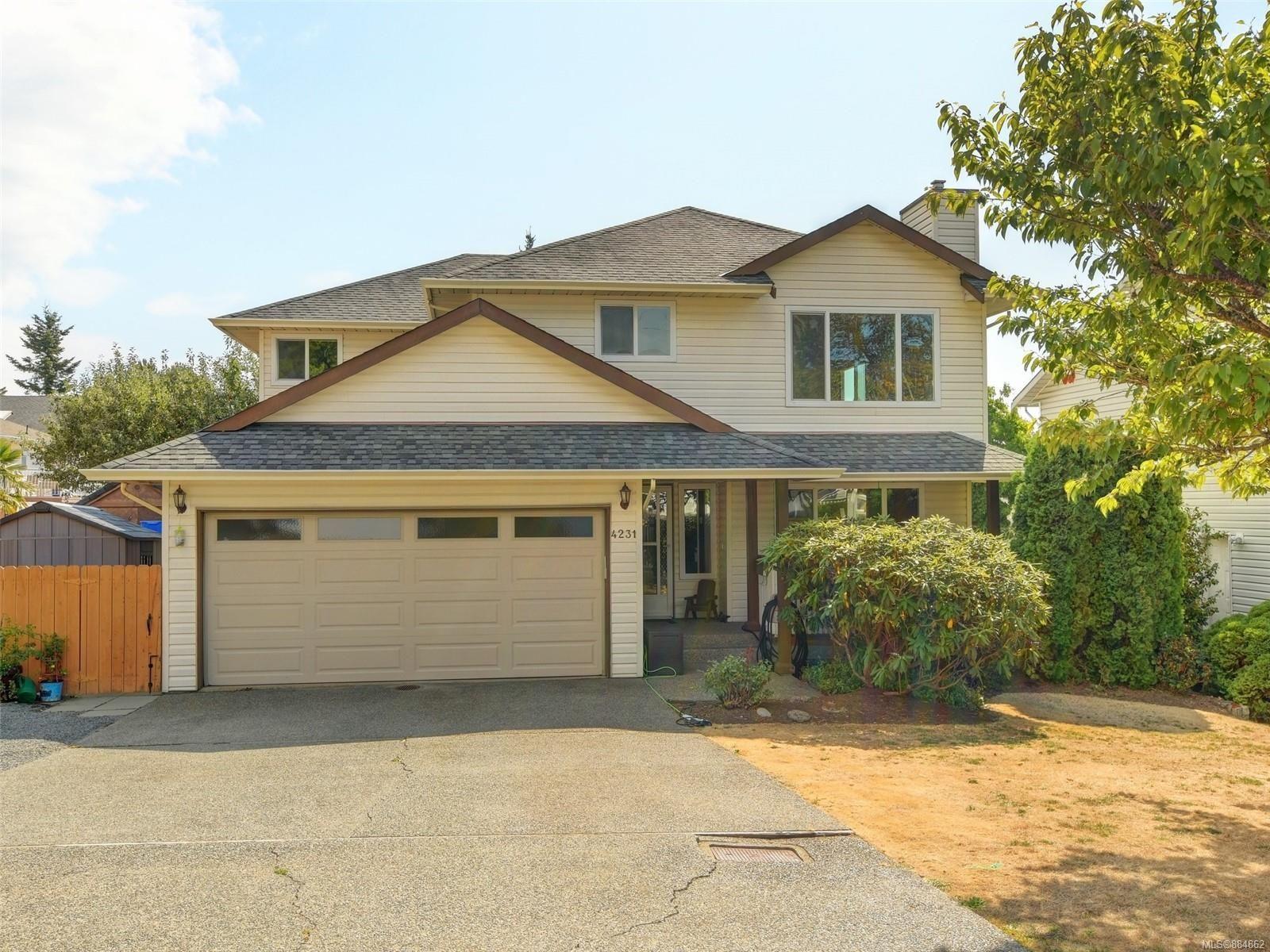 Main Photo: 4231 Ponderosa Cres in : SW Northridge House for sale (Saanich West)  : MLS®# 884862
