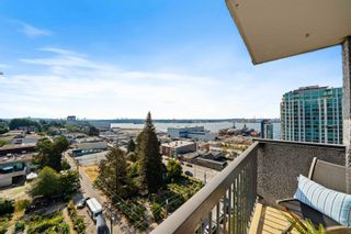 """Photo 7: 907 145 ST. GEORGES Avenue in North Vancouver: Lower Lonsdale Condo for sale in """"Talisman Tower"""" : MLS®# R2609306"""