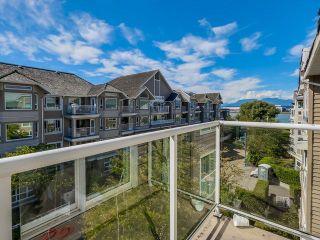 """Photo 9: 444 5880 DOVER Crescent in Richmond: Riverdale RI Condo for sale in """"WATERSIDE"""" : MLS®# R2237334"""