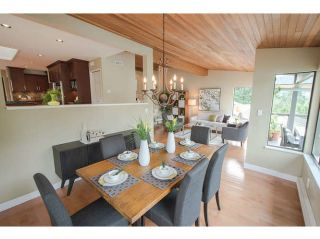 Photo 9: 4670 EASTRIDGE Road in North Vancouver: Deep Cove House for sale : MLS®# V1021079