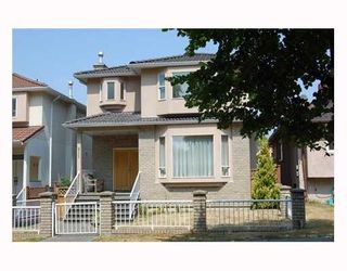 """Photo 1: 623 W 20TH Avenue in Vancouver: Cambie House for sale in """"DOUGLAS PARK"""" (Vancouver West)  : MLS®# V799341"""