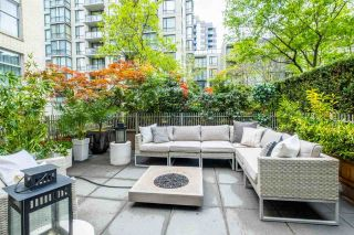 """Photo 2: 201 1055 RICHARDS Street in Vancouver: Downtown VW Condo for sale in """"Donovan"""" (Vancouver West)  : MLS®# R2575732"""