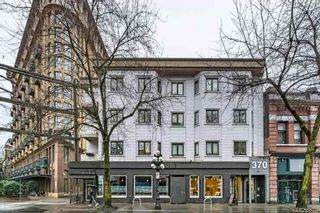 "Main Photo: 406 370 CARRALL Street in Vancouver: Downtown VE Condo for sale in ""21 DOORS"" (Vancouver East)  : MLS®# R2546636"