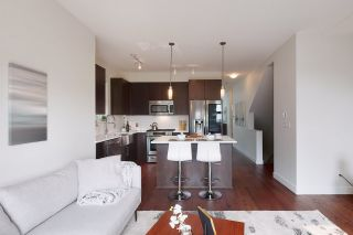 """Photo 2: 1209 8485 NEW HAVEN Close in Burnaby: Big Bend Townhouse for sale in """"McGreggor"""" (Burnaby South)  : MLS®# R2503912"""
