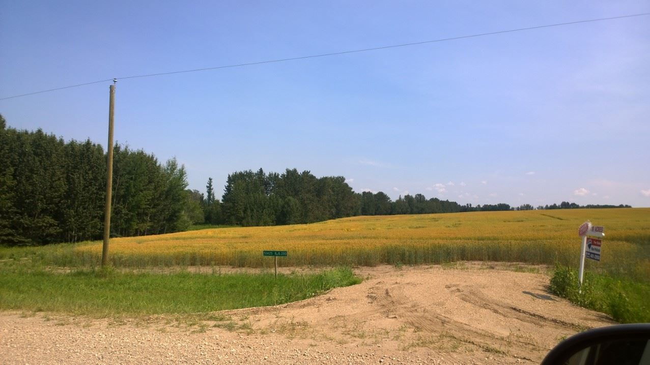 Main Photo: 51425 RGE RD 280: Rural Parkland County Rural Land/Vacant Lot for sale : MLS®# E4230243