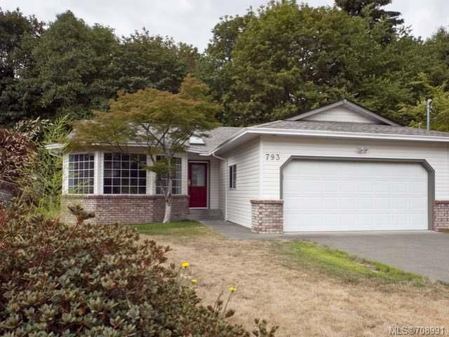 Main Photo: 793 HOBSON Avenue in COURTENAY: CV Courtenay East House for sale (Comox Valley)  : MLS®# 708991