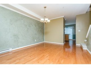 """Photo 5: 111 7179 201ST Street in Langley: Willoughby Heights Townhouse for sale in """"DENIM"""" : MLS®# F1447236"""