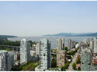 "Photo 1: 4001 1372 SEYMOUR Street in Vancouver: Downtown VW Condo for sale in ""THE MARK"" (Vancouver West)  : MLS®# V1063331"