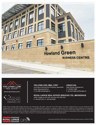 Photo 11: 104-Rma 200 Cachet Woods Court in Markham: Cachet Property for lease : MLS®# N5336957