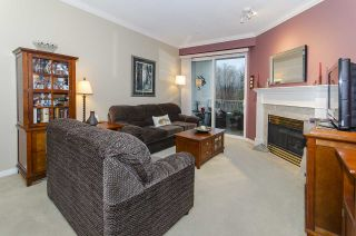 """Photo 1: 444 3098 GUILDFORD Way in Coquitlam: North Coquitlam Condo for sale in """"MARLBOROUGH HOUSE"""" : MLS®# R2519004"""
