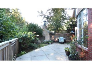 """Photo 20: # 53 5880 HAMPTON PL in Vancouver: University VW Townhouse for sale in """"THAMES COURT"""" (Vancouver West)  : MLS®# V1029520"""