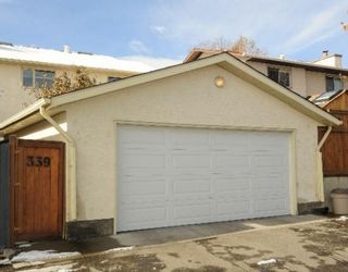 Photo 15: 339 SHAWNESSY Drive SW in CALGARY: Shawnessy Residential Detached Single Family for sale (Calgary)  : MLS®# C3401146