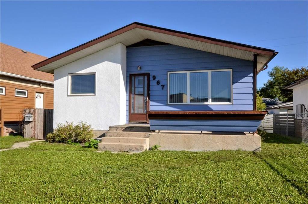 Main Photo: 967 Nairn Avenue in Winnipeg: East Elmwood Residential for sale (3B)  : MLS®# 1927279