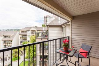 Photo 15: 510 210 ELEVENTH STREET in New Westminster: Uptown NW Condo for sale : MLS®# R2281064