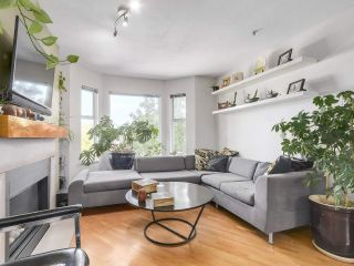 """Photo 7: 404 1562 W 5TH Avenue in Vancouver: False Creek Condo for sale in """"GRYPHON COURT"""" (Vancouver West)  : MLS®# R2211506"""