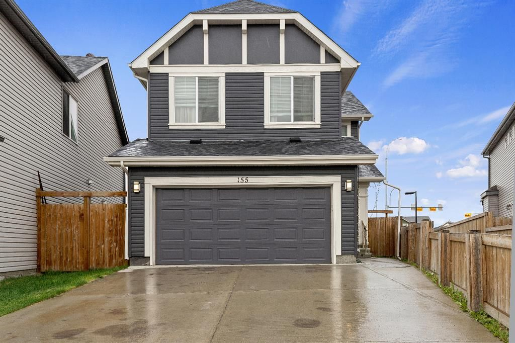 Main Photo: 155 Martha's Meadow Close NE in Calgary: Martindale Detached for sale : MLS®# A1117782
