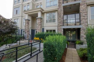 """Photo 1: 114 250 FRANCIS Way in New Westminster: Fraserview NW Condo for sale in """"THE GROVE"""" : MLS®# R2297975"""