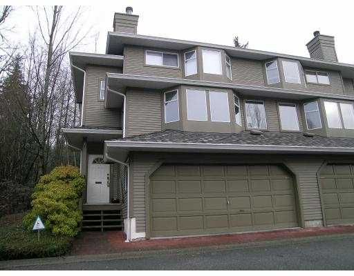 Main Photo: 8881 LARKFIELD Drive in Burnaby: Forest Hills BN Townhouse for sale (Burnaby North)  : MLS®# V628968
